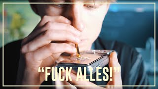 Rens goes fast on speed (Amphetamine) | Drugslab