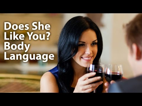 5 signs that a Girl is Interested in You | Body Language