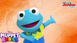 What This Frog Likes Music Video | Muppet Babies | Disney Junior
