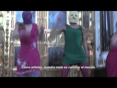 Xxx Mp4 Pussy Riot Una Plegaria Punk Trailer Subtitulado En Español HD 3gp Sex