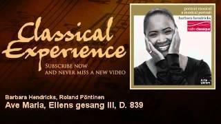 Franz Schubert : Ave Maria, Ellens gesang III, D. 839 - Videocover