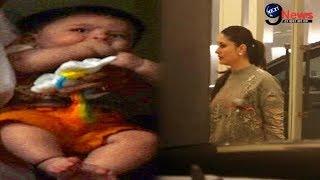 बेटे तैमुर को अकेला छोड़ फिर करीना ने किया ऐसा काम, सरेआम इस तरह आई नज़र...। Kareena Spotted…