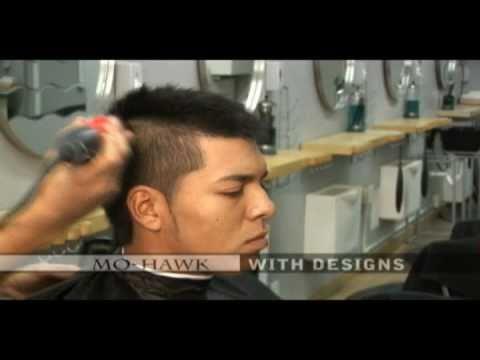 cortes de pelo de hombre video instructional en espanol volumen 2 fade mo hawk y diseno
