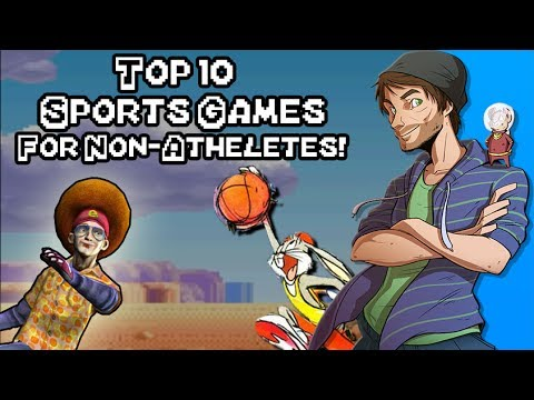 Top 10 Sports Games for Nonathletes SpaceHamster