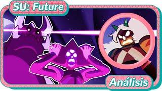 ¿WHITE está siendo CONTROLADA?   Análisis del Intro Steven Universe Future