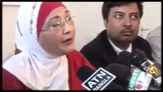 Salman Shah did not commit suicide, he was killed | Salman Shah's Mother Press Conference (LONDON)