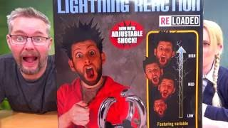 Wacky Wednesday 57  - Electric Shock Reaction Game