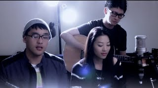 """""""How Deep Is Your Love"""" - Cover by Arden Cho x Heejun Han x Gerald Ko"""