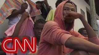 Migrants being sold as slaves in Libya
