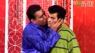 Best Of Tariq Teddy and Nasir Chinyoti Pakistani Stage Drama Funny Clip