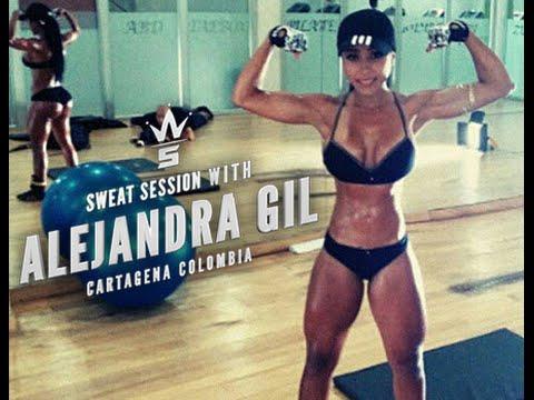 Xxx Mp4 WSHH Sweat Session W Alejandra Gil 3gp Sex