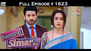 Sasural Simar Ka - 3rd October 2016- ससुराल सिमर का - Full Episode (HD)