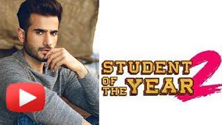 Tiger Shroff, Karan Tacker, Sara Khan In Student Of The Year 2