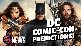 DC's Comic-Con Panel - What to Expect!