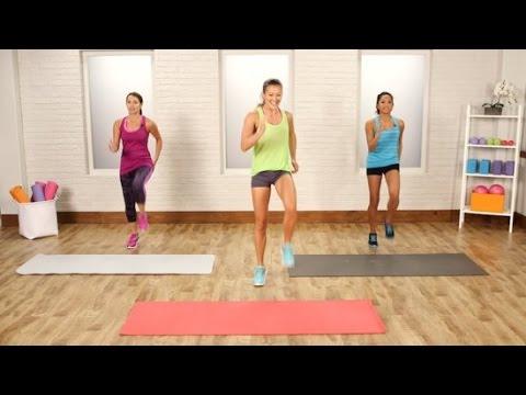 Day 11: 20-Minute No-Running Cardio Workout | Class FitSugar