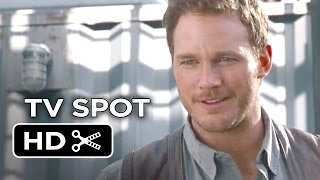 Jurassic World TV SPOT - Bigger (2015) - Chris Pratt, Jake Johnson Movie HD