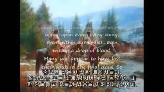 푸른 카치나 별, 고대 호피족 예언The Hopi Blue Kachina Red Kachina Prophecy