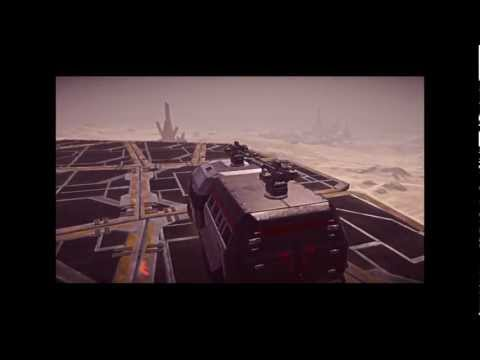 Planetside 2 How2: Sunderers can fly? 0.o