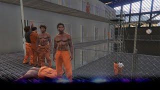 Ontsnappen uit gevangenis via geheime tunnel! - Noway ZVM (GTA 5 Mods)