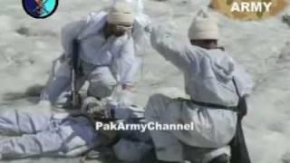 Pakistan Army  (Havaldar Lalak Jan Shaheed  Nishan e Haider )