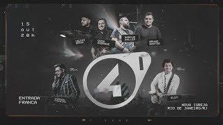NOVA • 4 por 1 Reunion • Ao Vivo