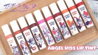 ARITAUM ANGEL KISS LIP TINT SWATCH & REVIEW | Son tint thiên thần