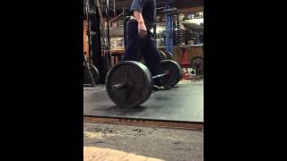 Get Some Deadlifts @ Ed Ryan's Gym