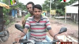 Motor cycle is now alternative mass transport in Bangladesh