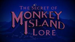 LORE - The Secret of Monkey Island Lore in a minute!