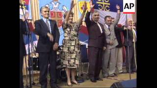 BOSNIA: BALLOT BOXES DELIVERED READY FOR SEPTEMBER ELECTIONS