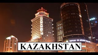 Kazakhstan Astana at Night Part 21