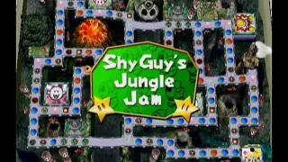 Mario Party 4 - Story Mode - Shy Guy's Jungle Jam (Part 6)