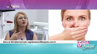 Diş Hekimi Sonay Öztan Gökhan - Beyaz TV Sağlık Zamanı - 24.09.2017