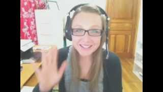 Online English teacher, Tara, American English teacher profile. English Tutors International