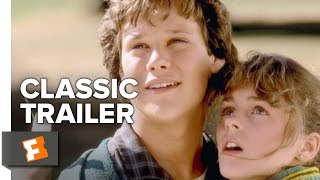 The Boy Who Could Fly (1986) Official Trailer -  Lucy Deakins, Jay Underwood Drama Movie HD