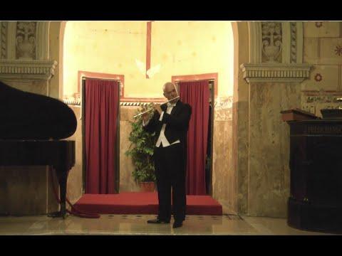 Xxx Mp4 J S Bach Chaconne Arranged For Flute BWV 1004 Flutist Fabrizio Terenzi 3gp Sex