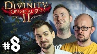 Divinity: Original Sin 2 #8 - Ain't Nothin' But A Houndmaster