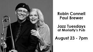 Jazz Tuesdays With Robin Connell, Paul Brewer, Warren Jones, Eddie Eicher (8/23/16)