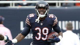 Eddie Jackson Leads Bears Past Panthers | Stadium
