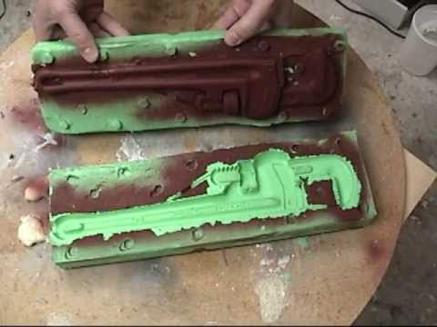 Mold Making and Casting Casting R2 Rigid Foam