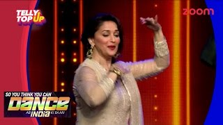 Check Out Madhuri Dixit's Dance Jalwa In 'So You Think You Can Dance'  | #TellyTopUp