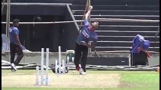 Mustafizur Rahman amazing net practice right hand all bowling history new record