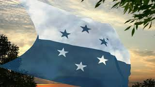 Ace Combat - Flag and anthem of the Osean Federation