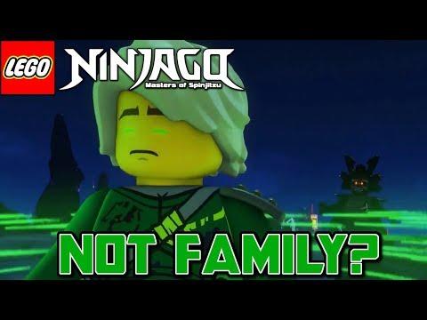 Ninjago 2019: Big Garmadon Family Changes? (Ninjago: Legacy)