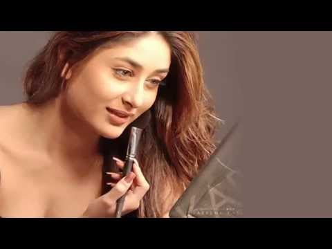 Hot Bollywood Actress Kareena Kapoor Unseen Photshoot Video