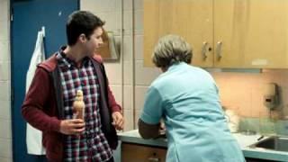 Dr Pepper Nurse Commercial