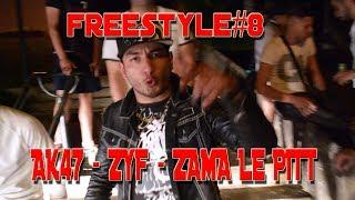 AK47 - Zyf - Zama Le Pitt - Freestyle#8 ( Prod By VLP Music )