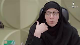 مسلسل سلسال الدم l نصرة عرفت سالم عمل ايه مع هارون ولكن رد فعل غريب من نصرة !!