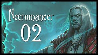 Diablo 3 Necromancer Class Gameplay Part 2 (Let's Play Diablo III Gameplay Walkthrough)