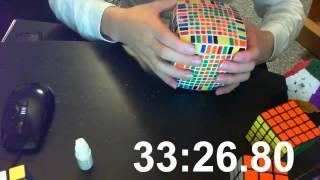 11x11x11 Rubik